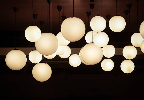 Bal lamp